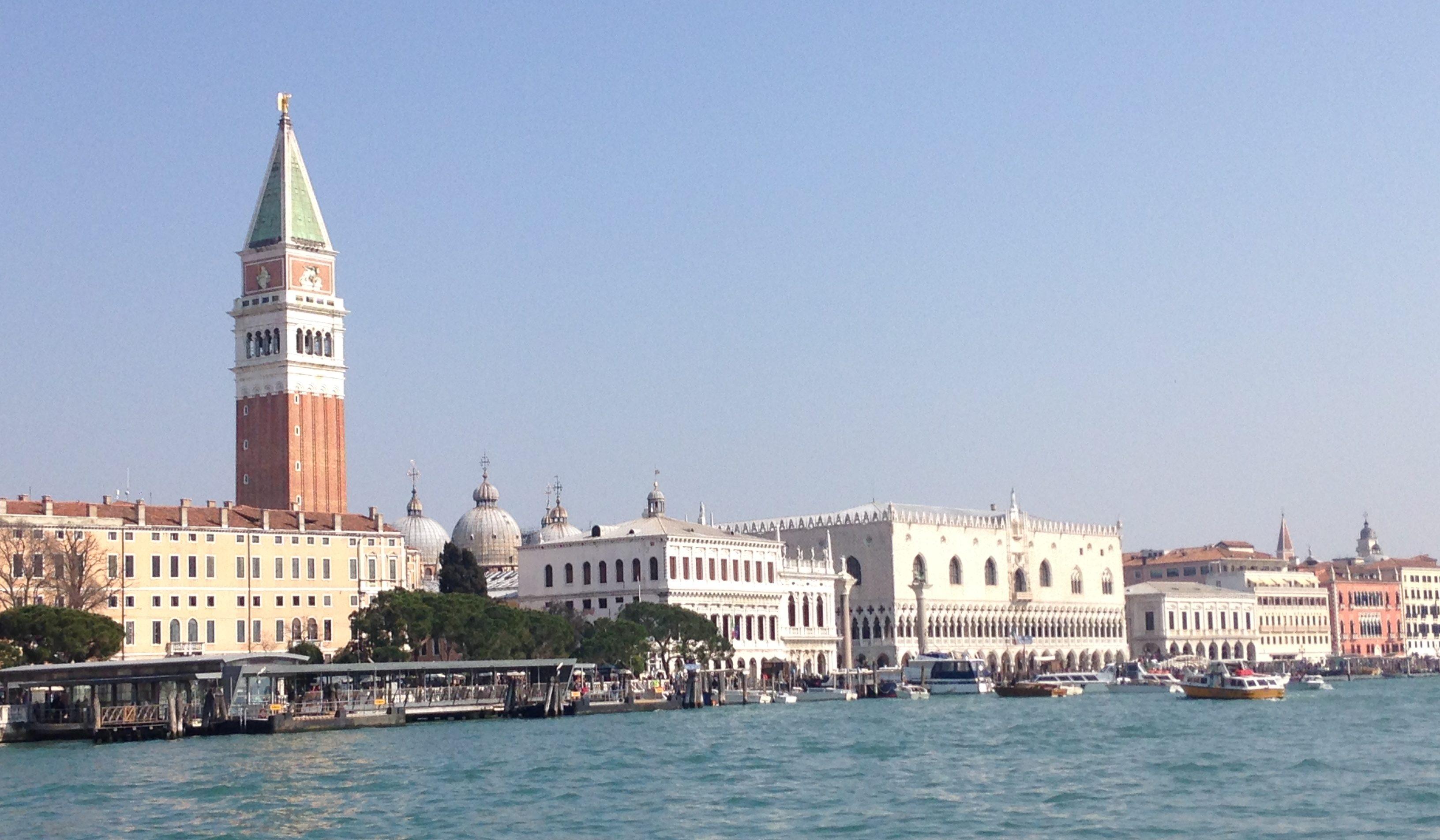 Venezia - voyage scolaire 2018